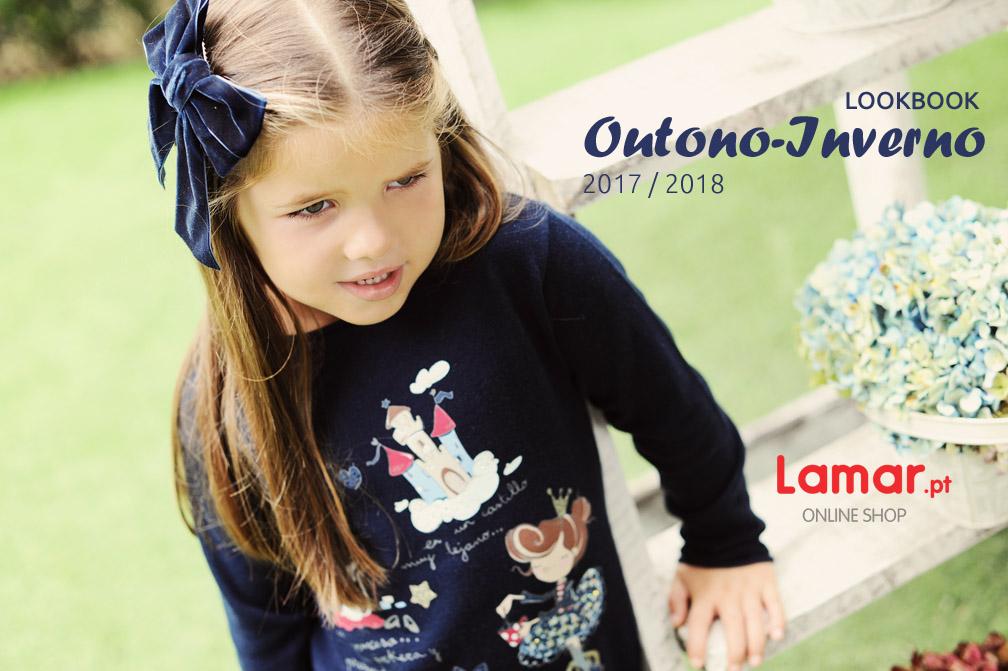 Lookbook Outono/Inverno 2017